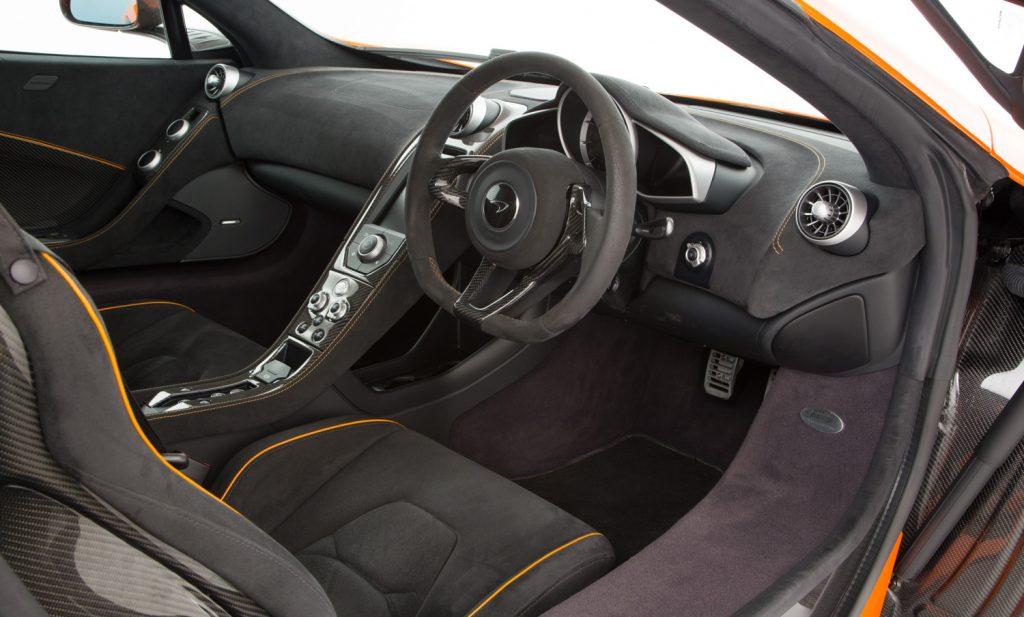 McLaren 650S For Sale - Interior 2