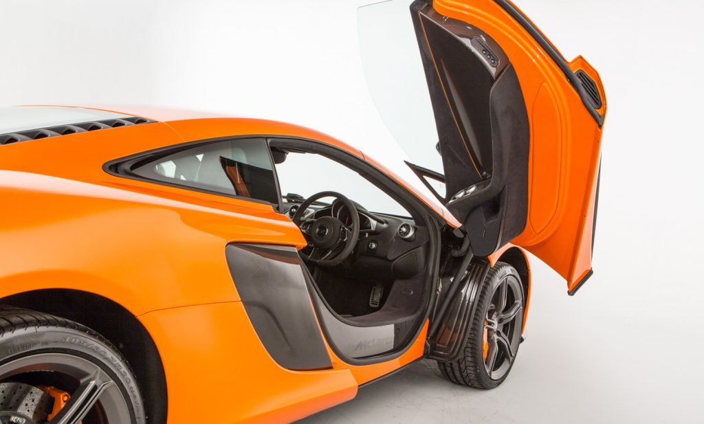 McLaren 650S For Sale - Interior 1