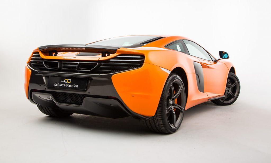 McLaren 650S For Sale - Exterior 14