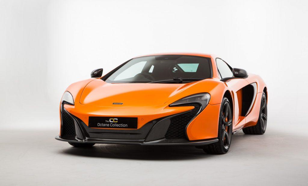 McLaren 650S For Sale - Exterior 1