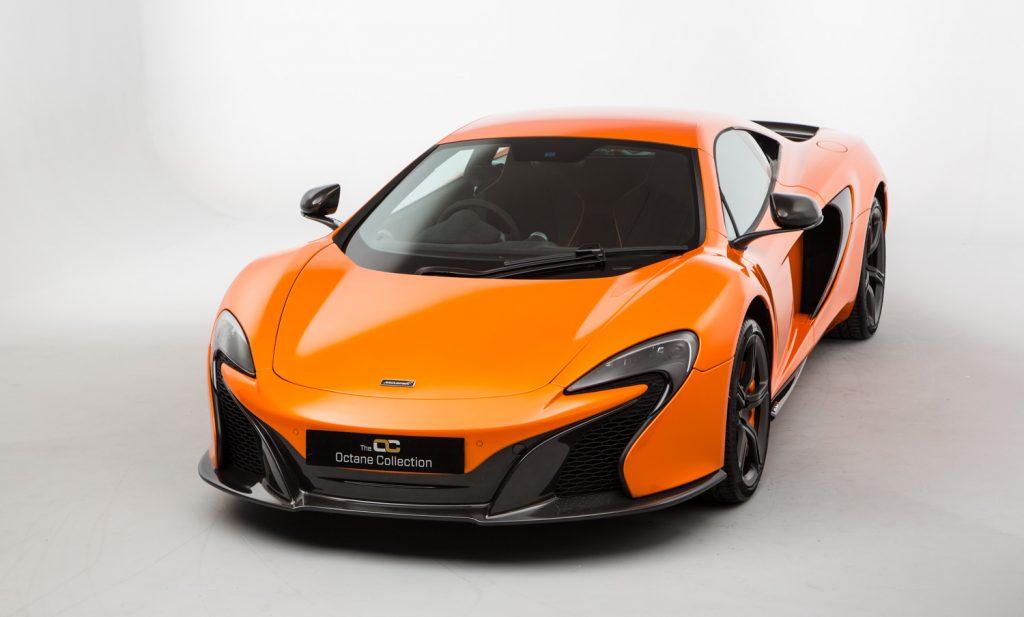 McLaren 650S For Sale - Exterior 3