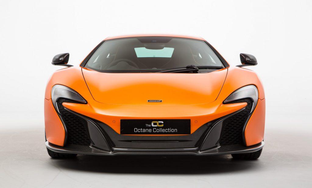 McLaren 650S For Sale - Exterior 6