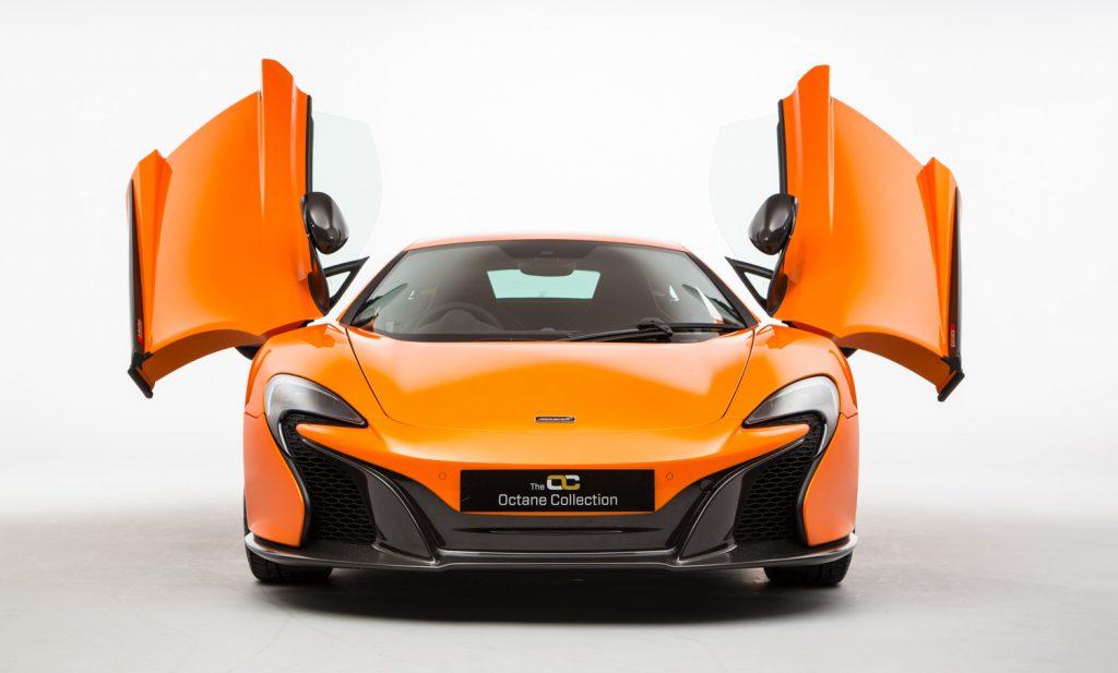 McLaren 650S For Sale - Exterior 8