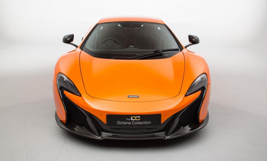 McLaren 650S For Sale - Exterior 5