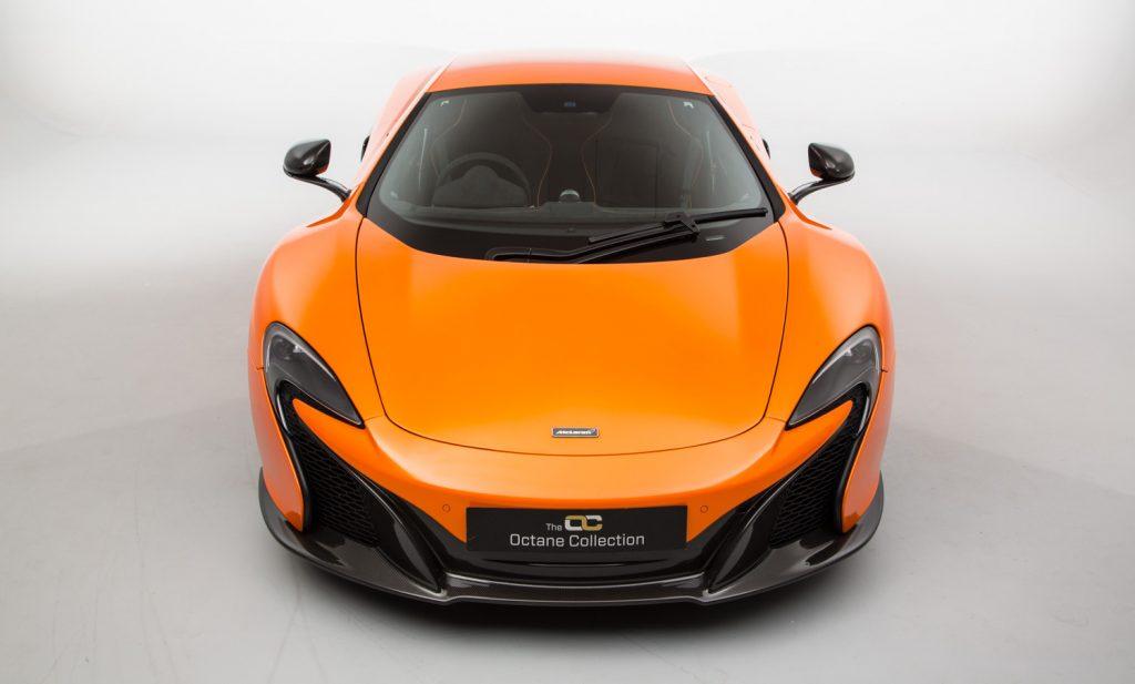 McLaren 650S For Sale - Exterior 4