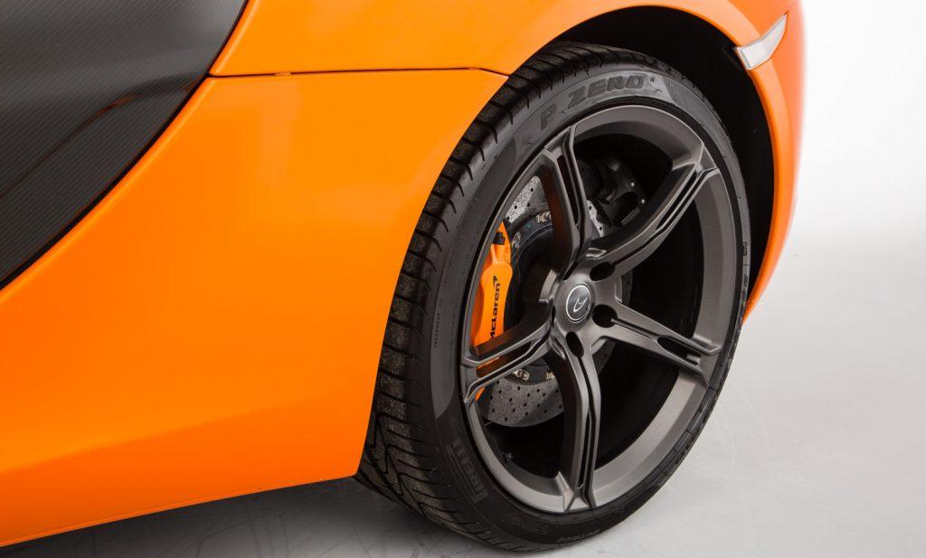 McLaren 650S For Sale - Wheels, Brakes and Tyres 4