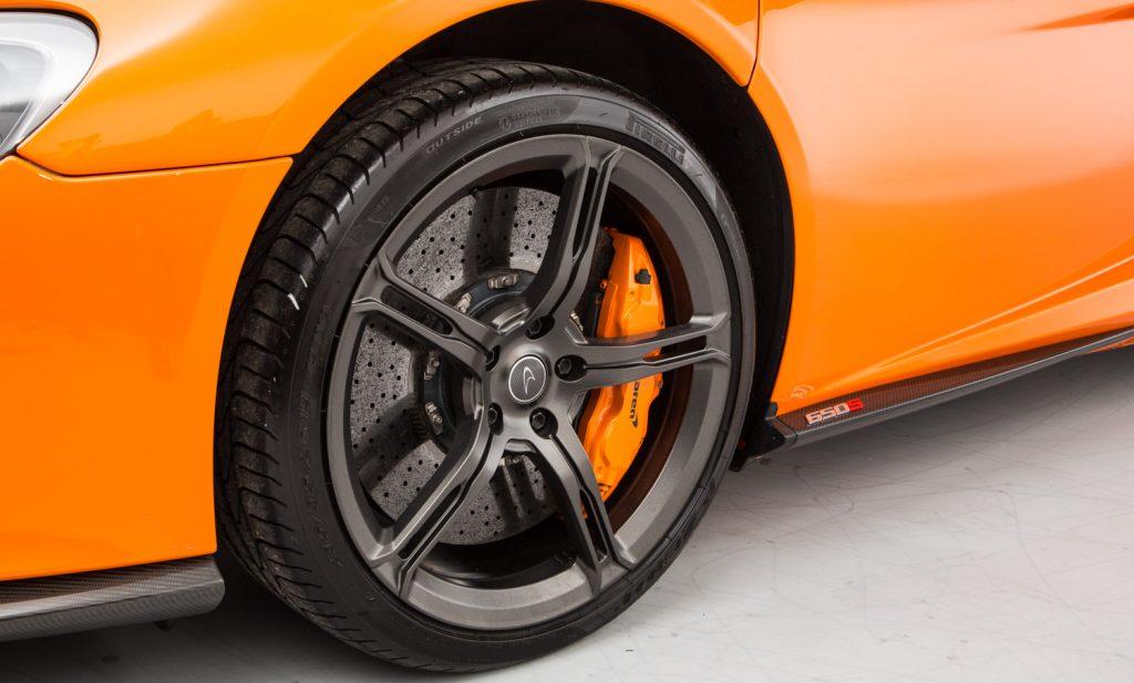 McLaren 650S For Sale - Wheels, Brakes and Tyres 3