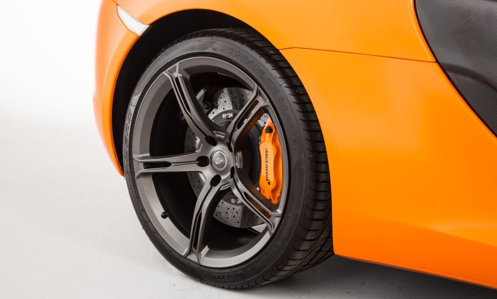 McLaren 650S For Sale - Wheels, Brakes and Tyres 2
