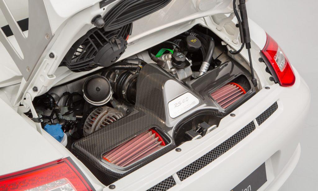 Porsche 911 GT3 RS 4L For Sale - Engine and Transmission 3