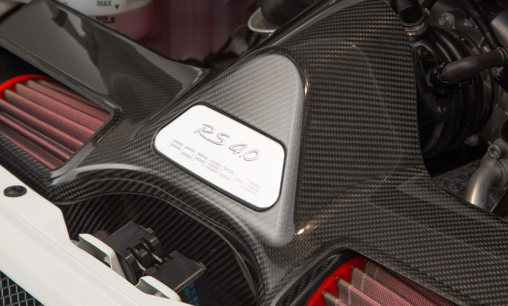 Porsche 911 GT3 RS 4L For Sale - Engine and Transmission 5
