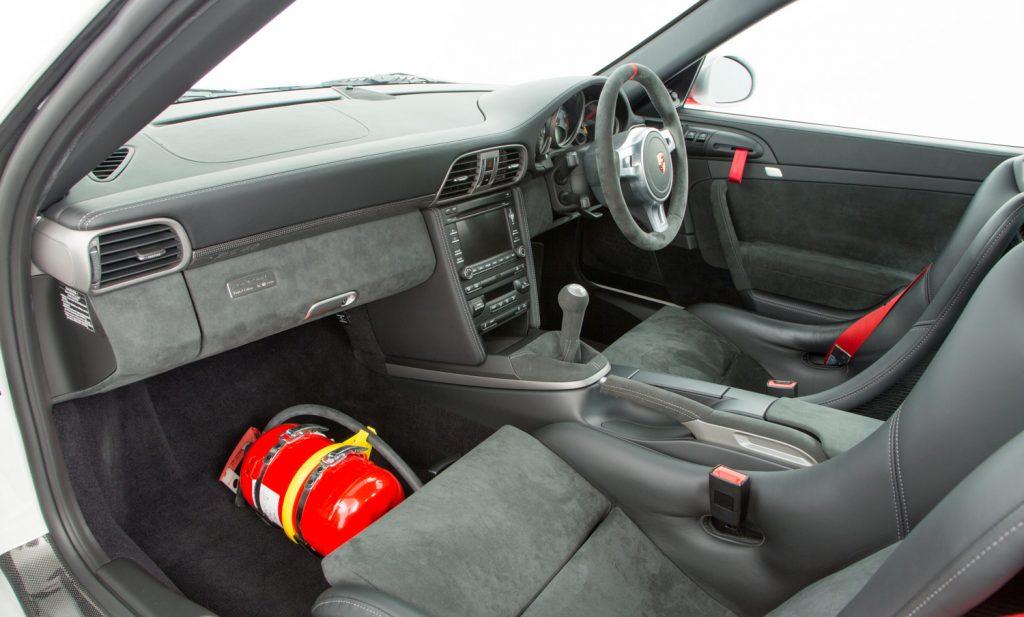 Porsche 911 GT3 RS 4L For Sale - Interior 5