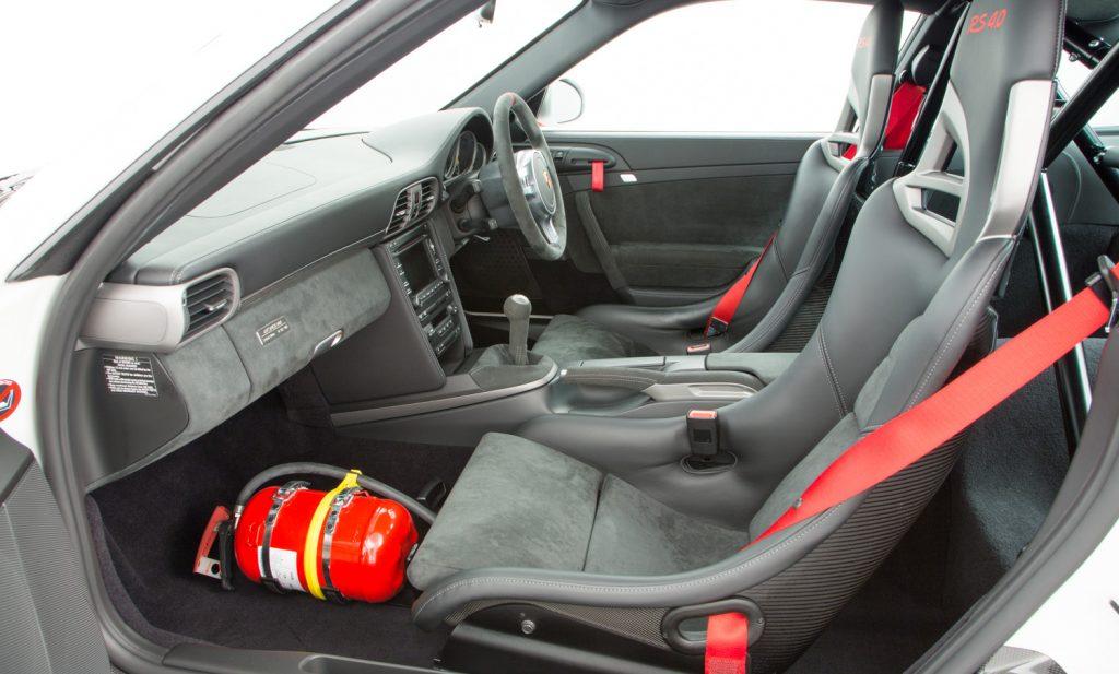 Porsche 911 GT3 RS 4L For Sale - Interior 4