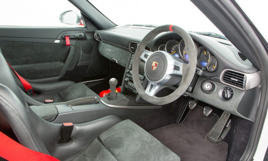 Porsche 911 GT3 RS 4L For Sale - Interior 2