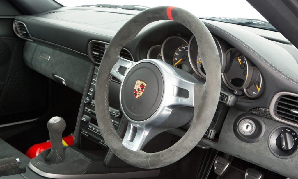 Porsche 911 GT3 RS 4L For Sale - Interior 3