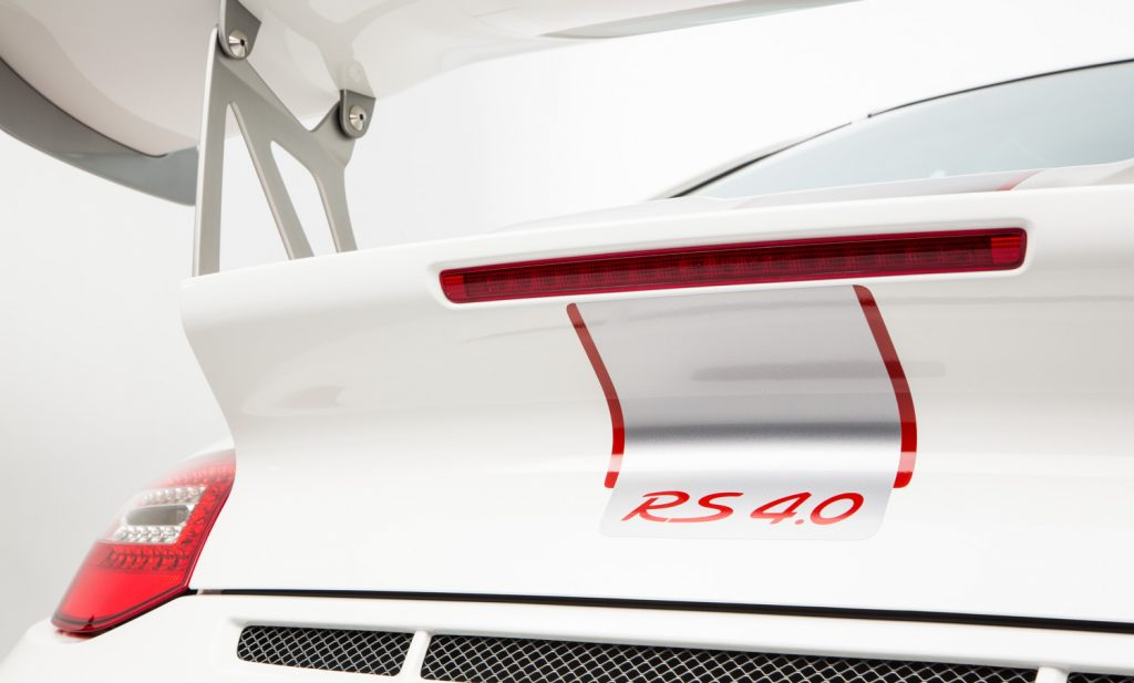 Porsche 911 GT3 RS 4L For Sale - Exterior 11