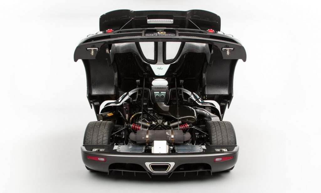 Koenigsegg CCXR Edition For Sale - Engine and Transmission 1