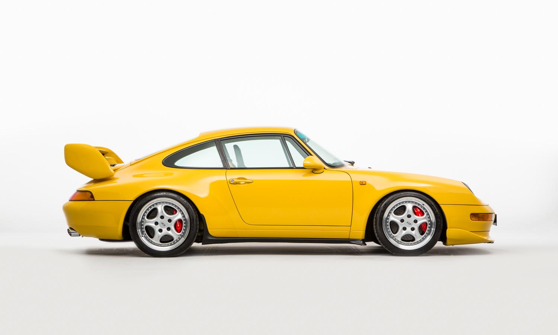 Porsche 993 Carrera RS For Sale - Exterior 7