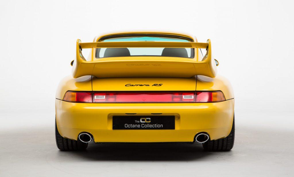 Porsche 993 Carrera RS For Sale - Exterior 12