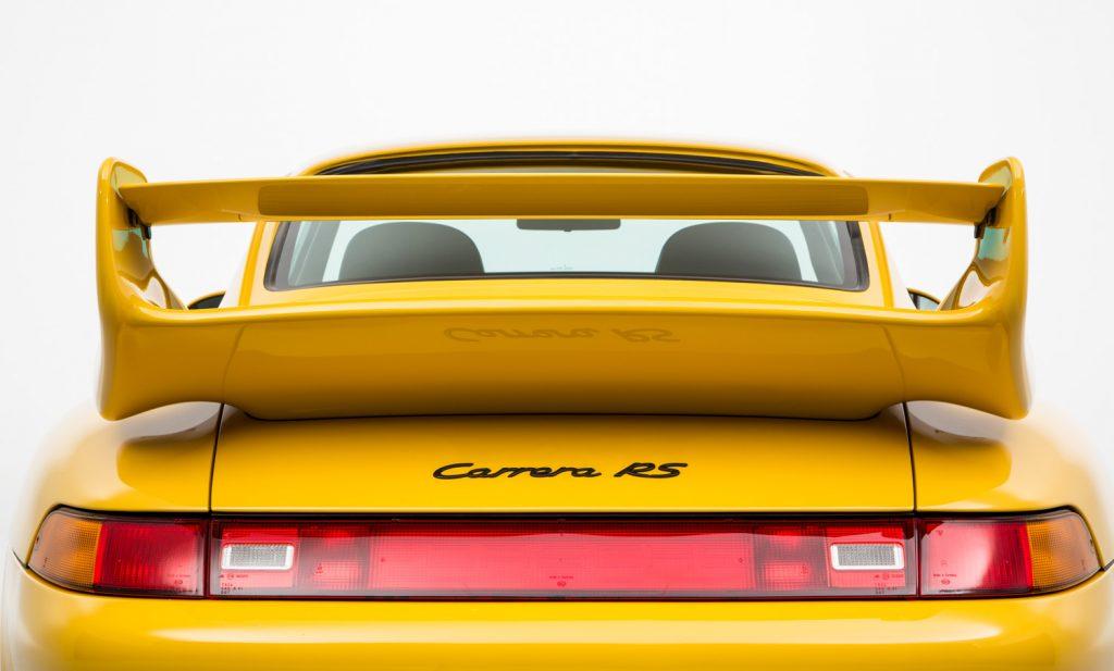 Porsche 993 Carrera RS For Sale - Exterior 13