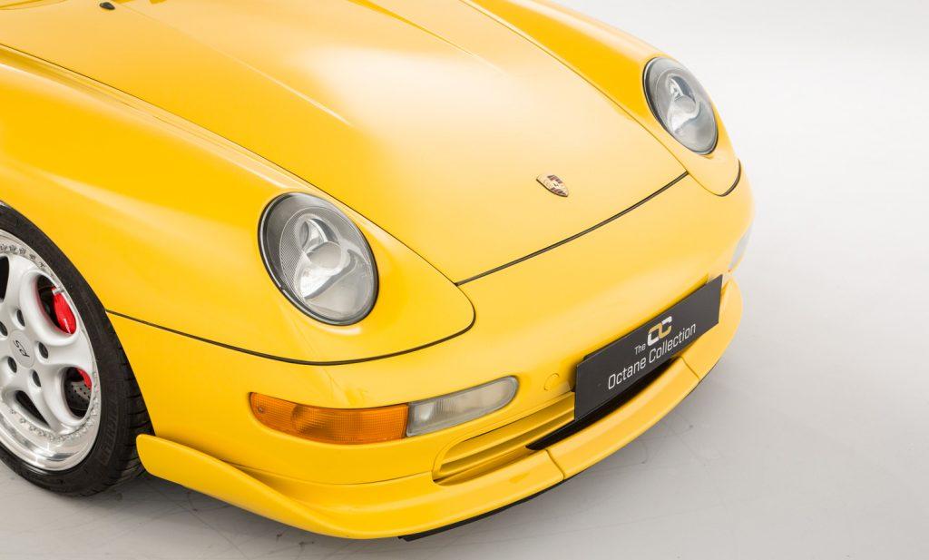 Porsche 993 Carrera RS For Sale - Exterior 15