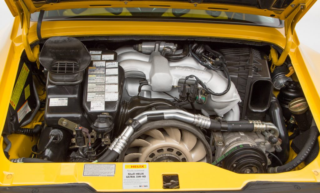 Porsche 993 Carrera RS For Sale - Engine and Transmission 2