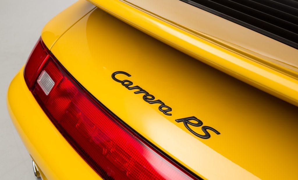 Porsche 993 Carrera RS For Sale - Exterior 17