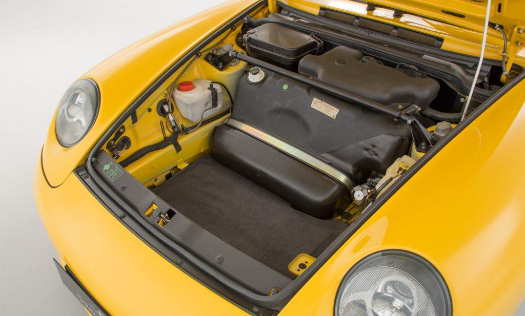 Porsche 993 Carrera RS For Sale - Interior 9