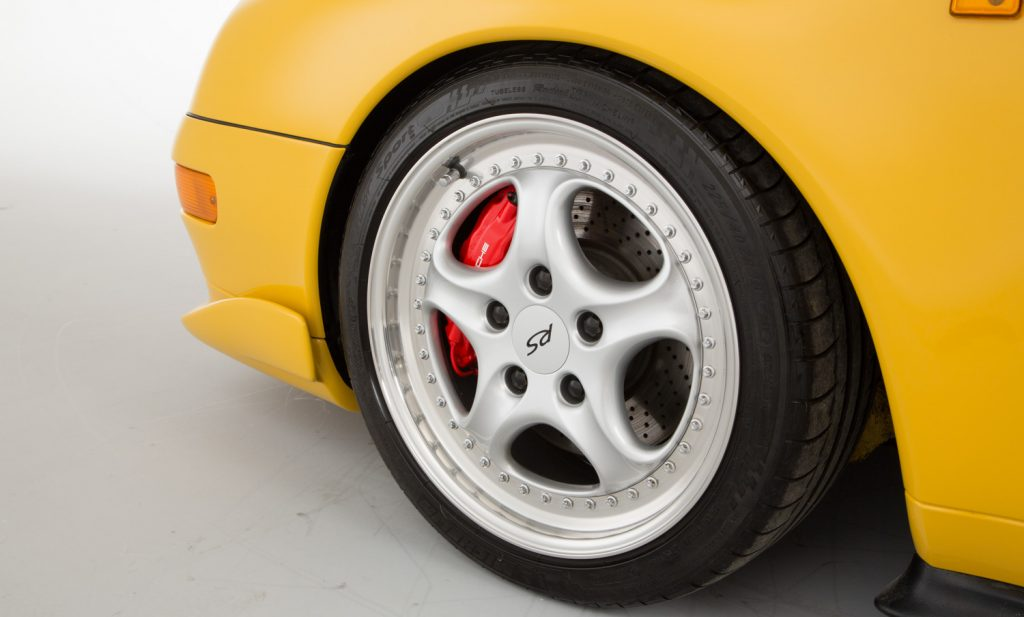 Porsche 993 Carrera RS For Sale - Wheels, Brakes and Tyres 1