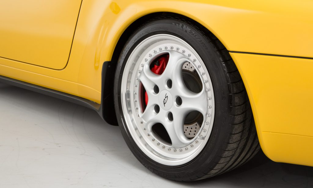 Porsche 993 Carrera RS For Sale - Wheels, Brakes and Tyres 2