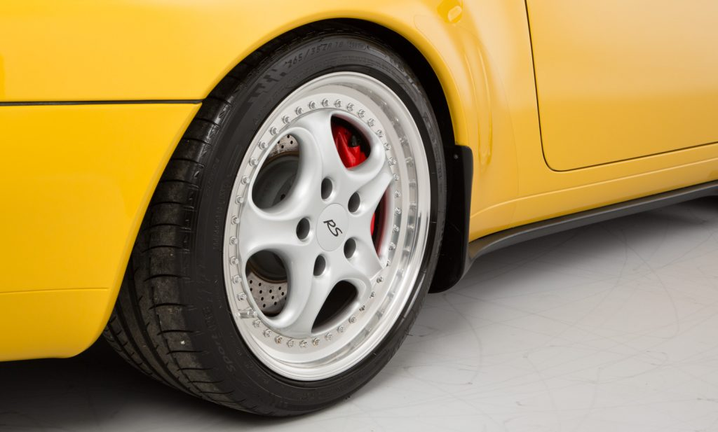 Porsche 993 Carrera RS For Sale - Wheels, Brakes and Tyres 4