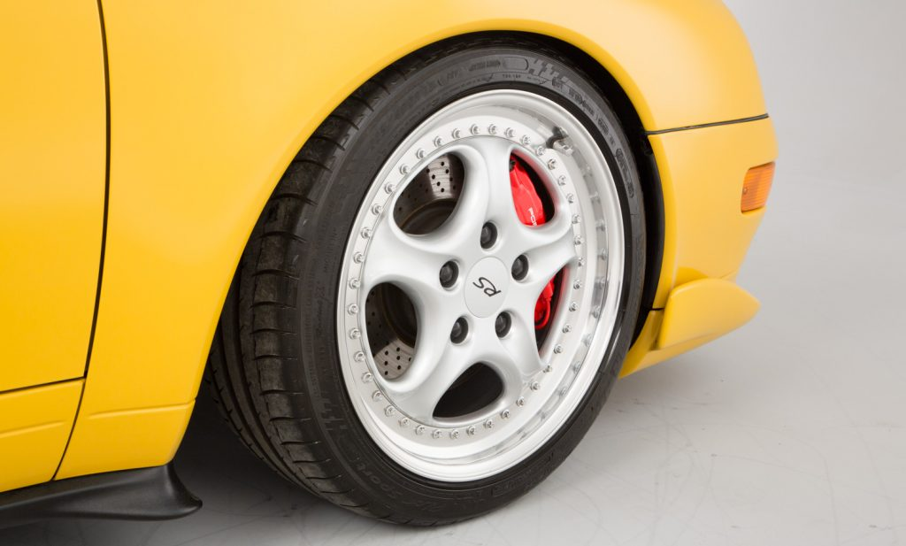 Porsche 993 Carrera RS For Sale - Wheels, Brakes and Tyres 3