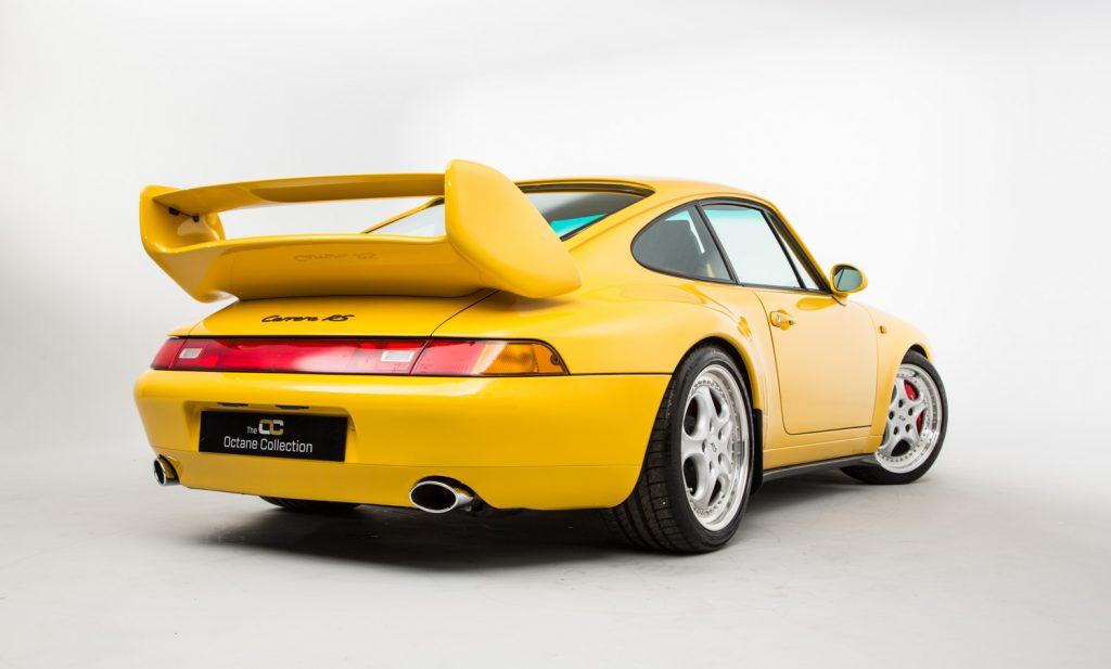 Porsche 993 Carrera RS For Sale - Exterior 8