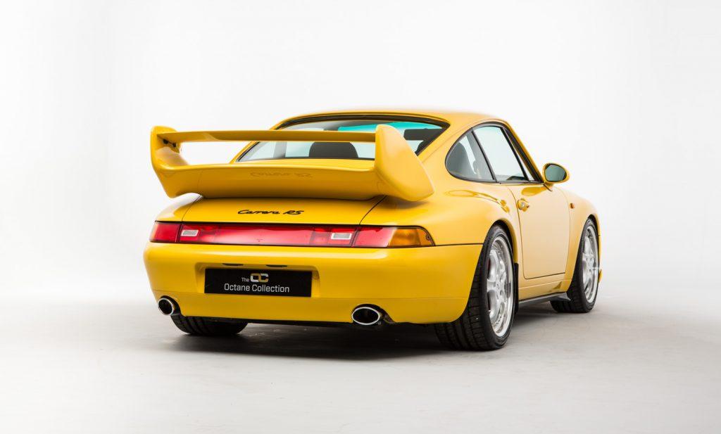 Porsche 993 Carrera RS For Sale - Exterior 9