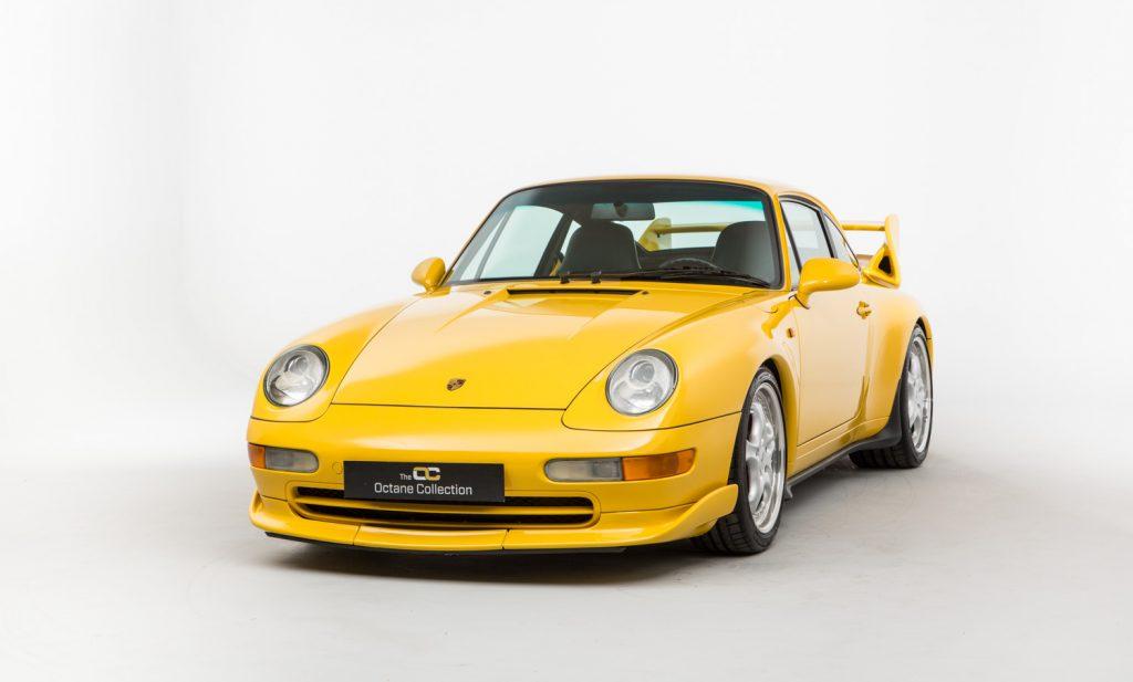 Porsche 993 Carrera RS For Sale - Exterior 2
