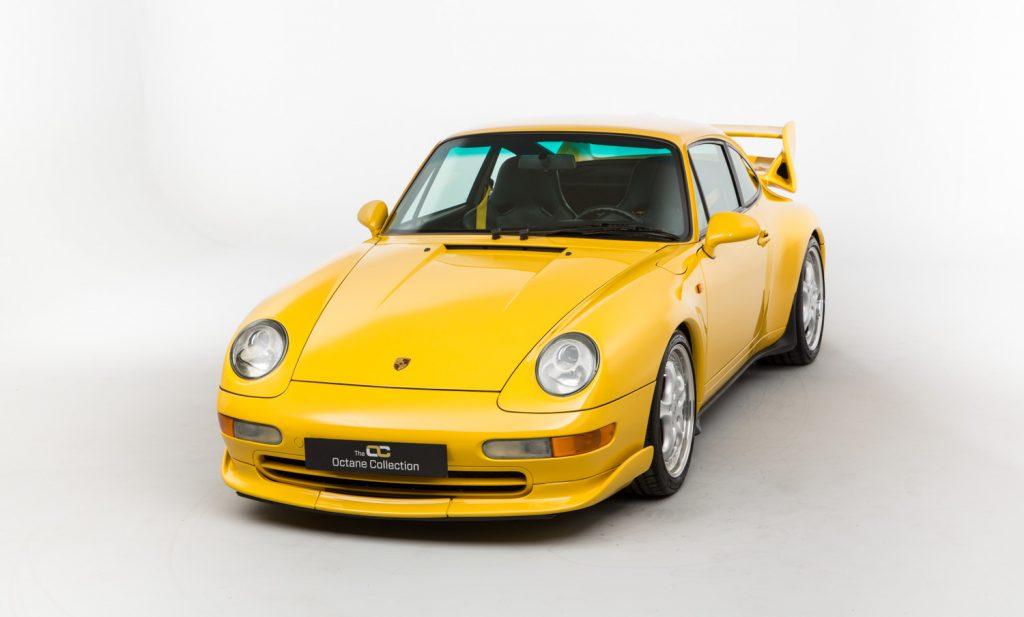 Porsche 993 Carrera RS For Sale - Exterior 3