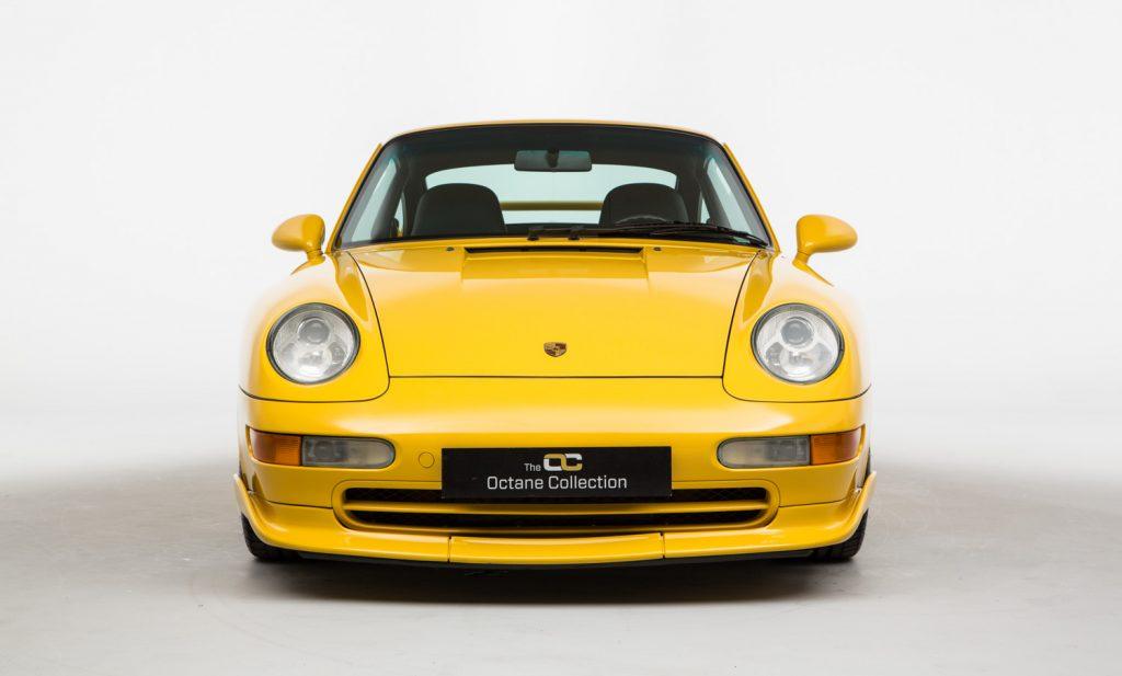 Porsche 993 Carrera RS For Sale - Exterior 5
