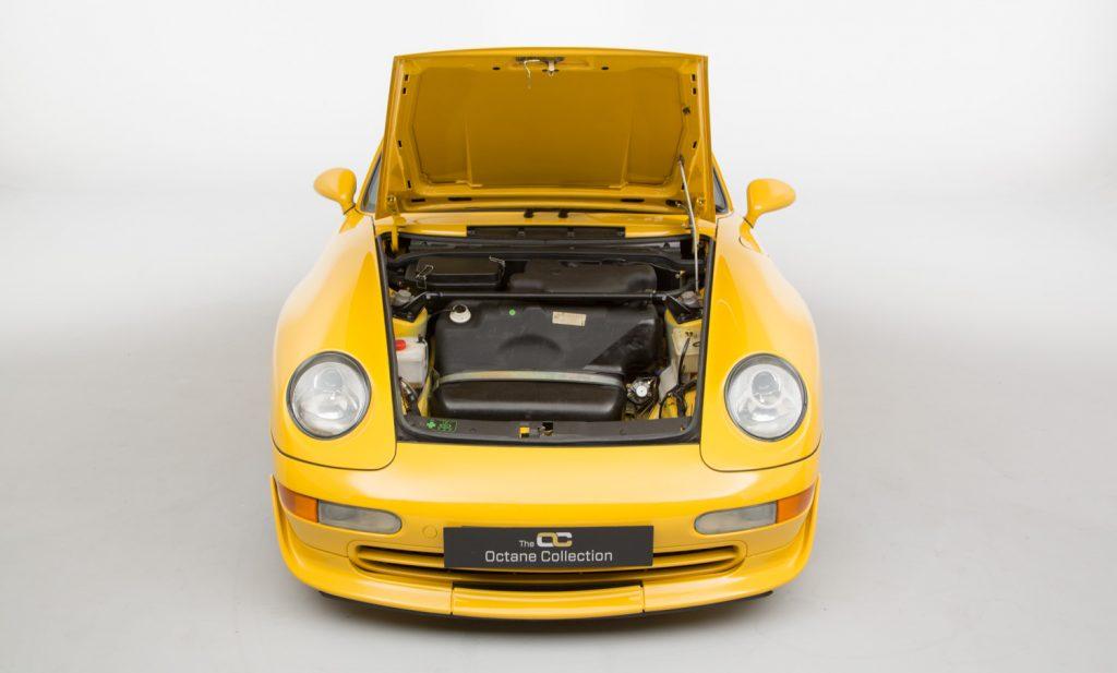 Porsche 993 Carrera RS For Sale - Interior 8