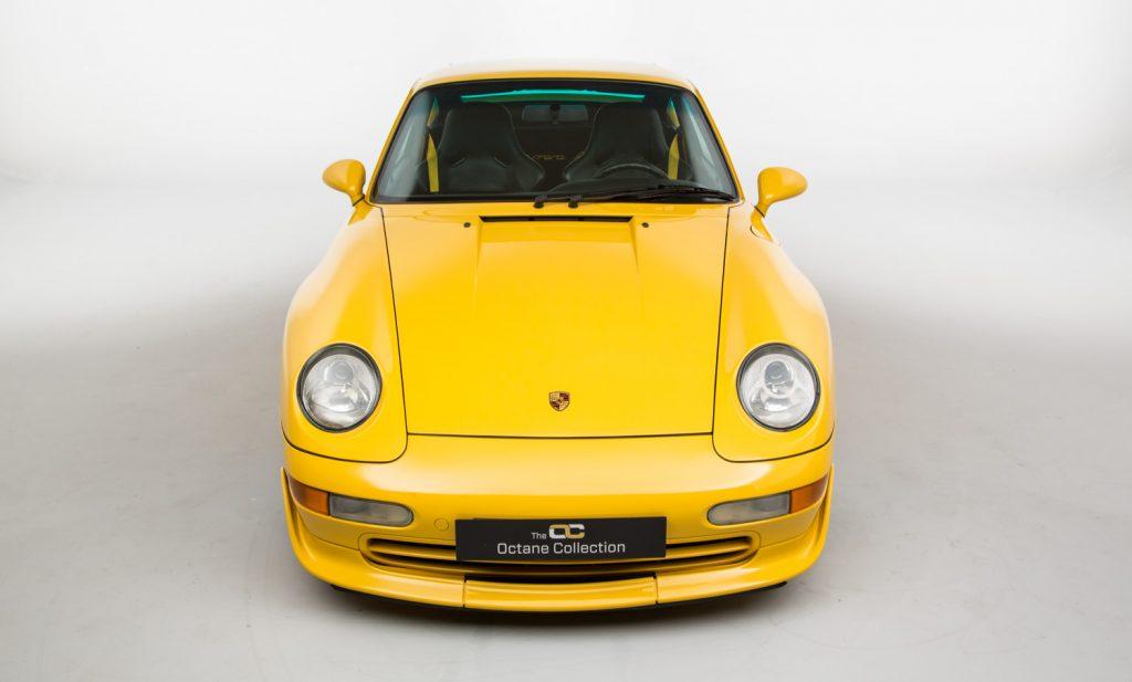 Porsche 993 Carrera RS For Sale - Exterior 4