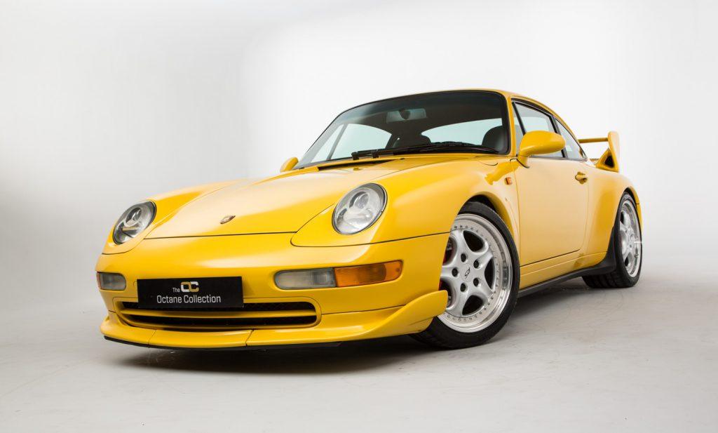 Porsche 993 Carrera RS For Sale - Exterior 1