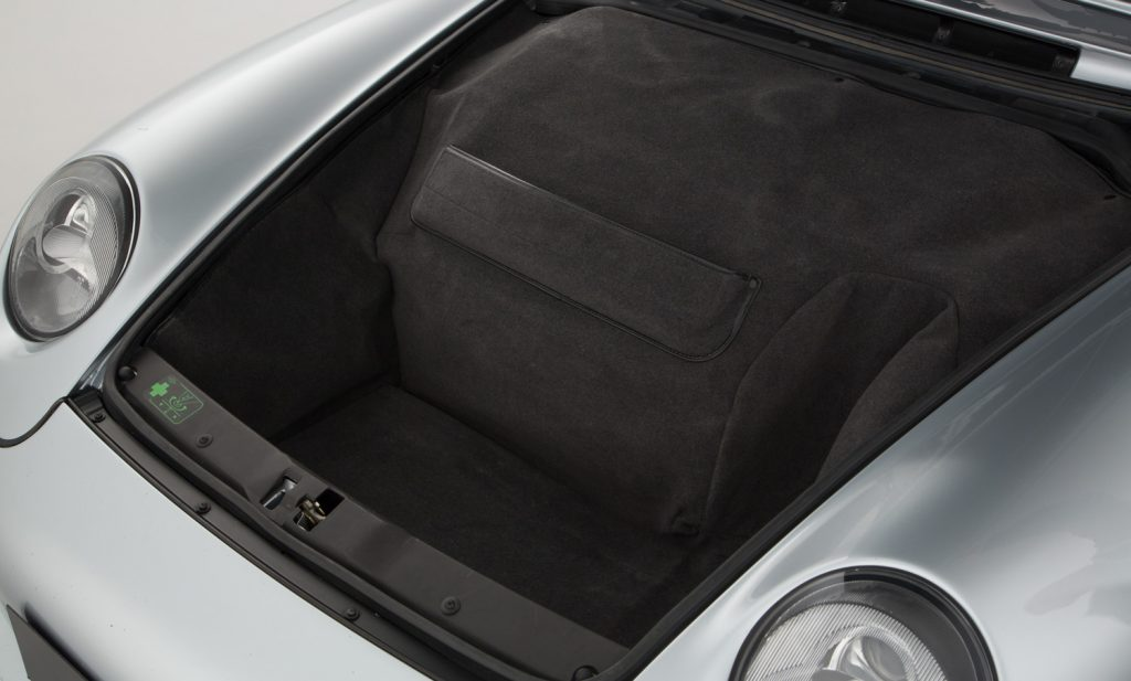 RUF CTR2 For Sale - Interior 7