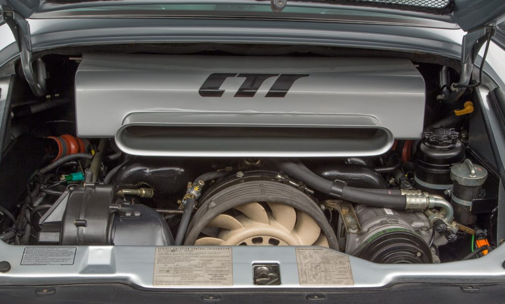 RUF CTR2 For Sale - Engine and Transmission 3