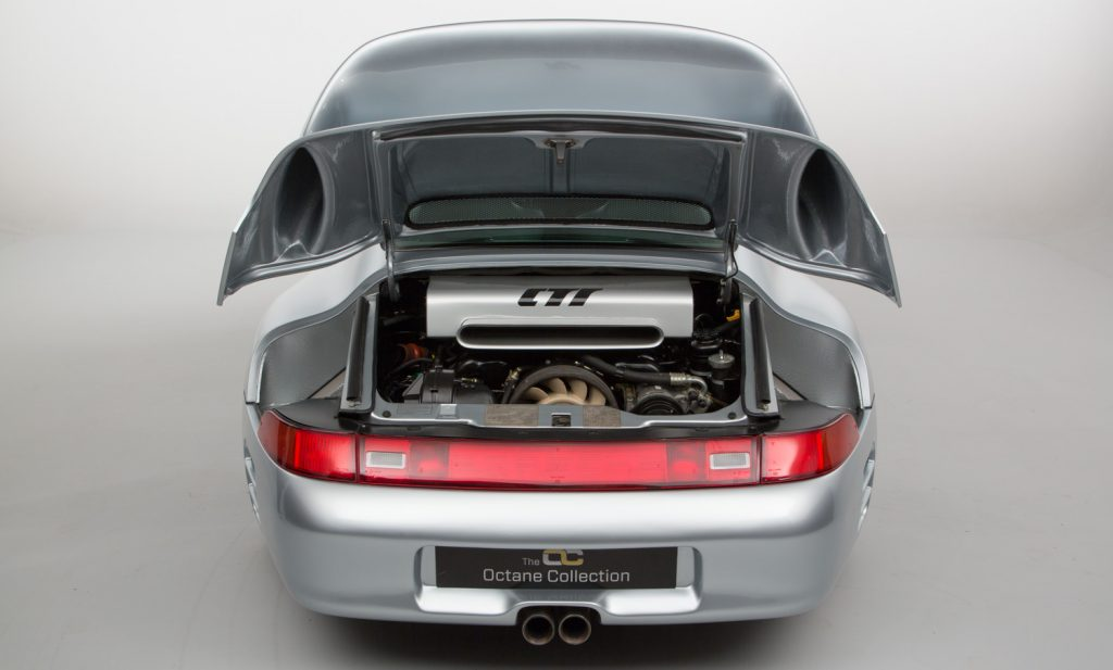 RUF CTR2 For Sale - Engine and Transmission 1