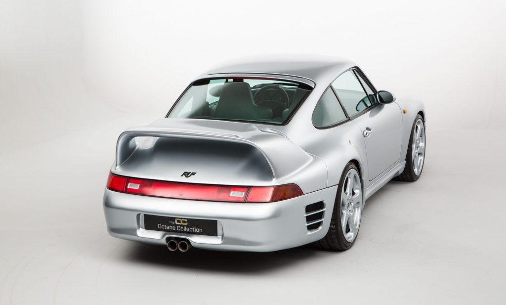 RUF CTR2 For Sale - Exterior 9