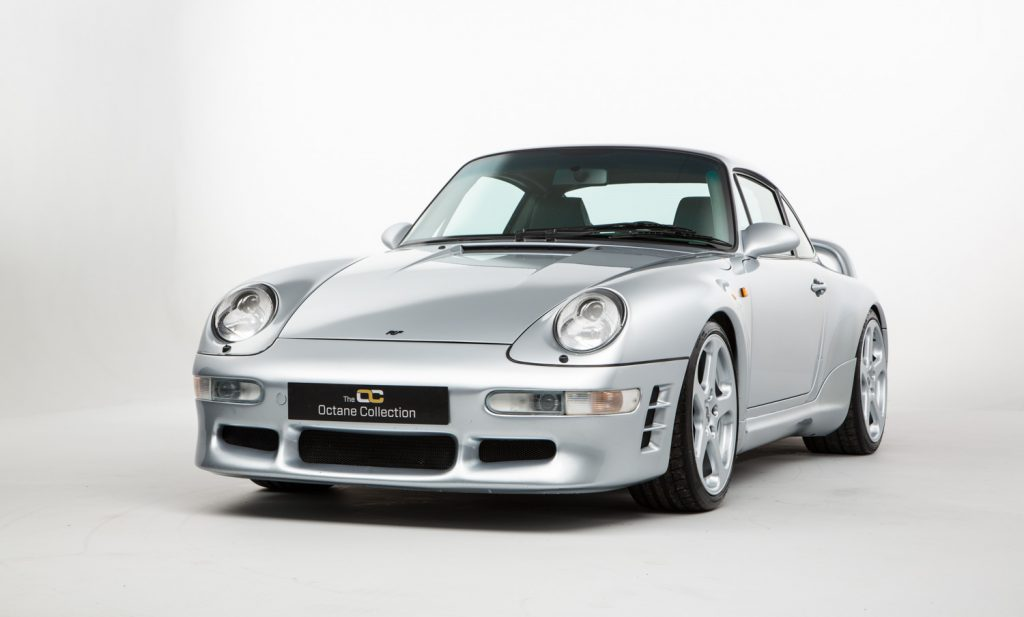 RUF CTR2 For Sale - Exterior 2