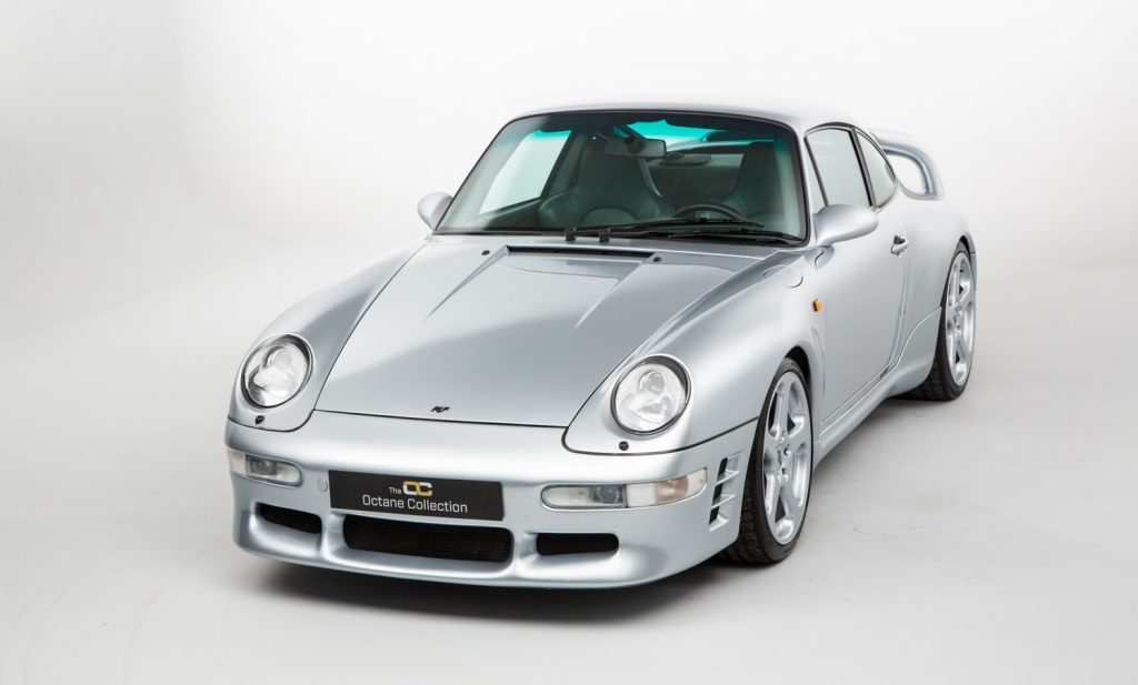 RUF CTR2 For Sale - Exterior 4