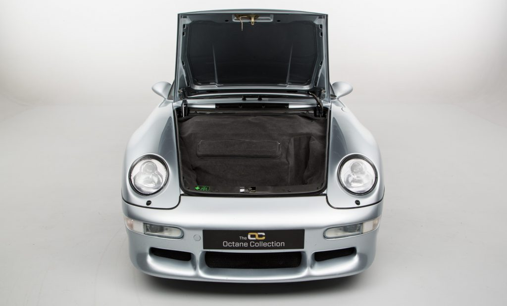 RUF CTR2 For Sale - Interior 6