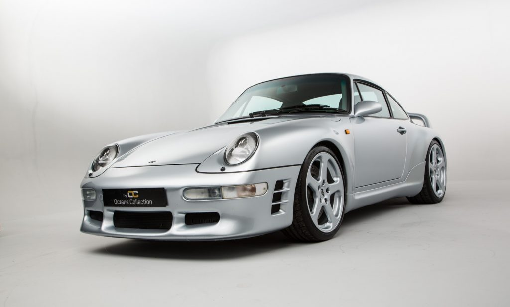 RUF CTR2 For Sale - Exterior 3