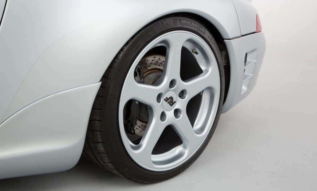 RUF CTR2 For Sale - Wheels, Brakes and Tyres 2