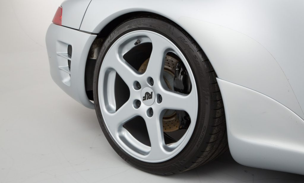 RUF CTR2 For Sale - Wheels, Brakes and Tyres 4