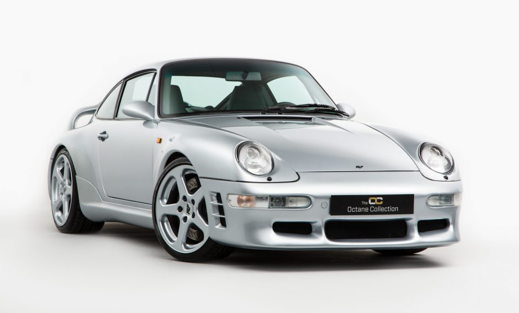 RUF CTR2 For Sale - Exterior 8
